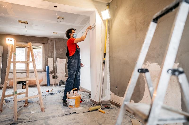 O czym należy pamiętać, wykańczając wnętrza w domu jednorodzinnym?