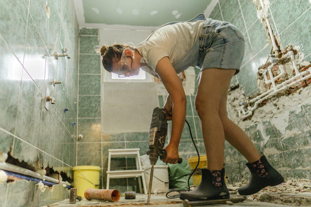 5 rzeczy, na które musisz zwrócić uwagę przy remoncie łazienki